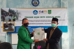 P4M UNAS bersama Kemdikbud bekerjasama tingkatkan mutu pembelajaran siswa sd di kabupaten sukamara, kalteng
