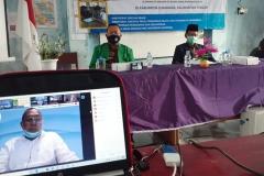 Kegiatan pendampingan psikososial dan penguatan implementasi modul pembelajaran di Kabupaten Sukamara, Kalimantan Tengah pada Senin (30/11)