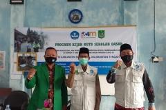 P4M UNAS bersama dengan Kementerian Pendidikan dan Kebudayaan menjalankan Program Kejar Mutu Sekolah Dasar di Kabupaten Sukamara, Kalimantan Tengah pada Senin 30 November 2020