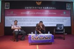 P5M UNAS adakan Seminar Penyusunan Haluan Negara (1)