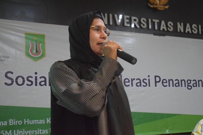 P5M Universitas Nasional Kerjasama dengan Kementerian Sosial RI Adakan Seminar Akselerasi Penanganan Kemiskinan (15)