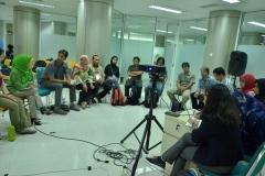 grup diskusi tentang konservasi di Indonesia
