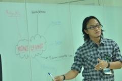 presentasi konservasi hasil diskusi kelompok
