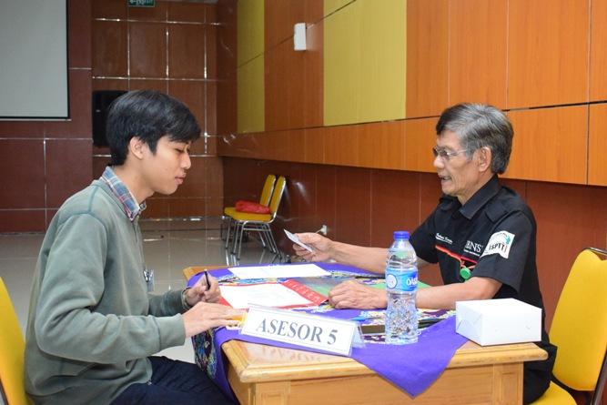 Pelaksanaan Sertifikasi Sektor (PSS) di UNAS (11)