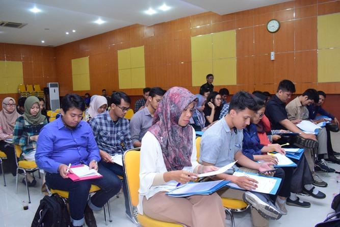 Pelaksanaan Sertifikasi Sektor (PSS) di UNAS (13)