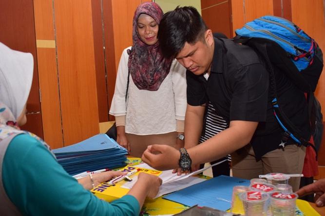 Pelaksanaan Sertifikasi Sektor (PSS) di UNAS (2)