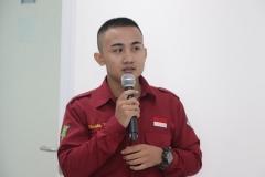 Mantan Ketua Himpunan Mahasiswa Keperawatan Eliada Daeli