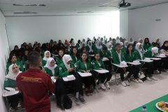 Pelantikan & serah terima jabatan pengurus Himpunan Mahasiswa Keperawatan (Himakep) dan Himpunan Mahasiswa Kebidanan (Himakeb) Fakultas Ilmu Kesehatan Universitas Nasional