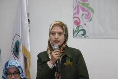 Ketua Program Studi D-IV Kebidanan Dewi Kurniati, SST., M.Keb