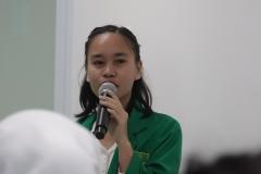 Ketua Himpunan Mahasiswa Kebidanan Veronica