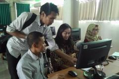 Pelatihan Blended learning Dosen ilmu Komunikasi