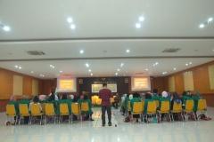 Persiapan sebelum seminar