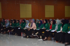 Pembicara dalam pelatihan