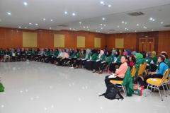 Para audiens peserta pelatihan