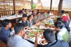 Pelepasan Mahasiswa Akparnas (5)