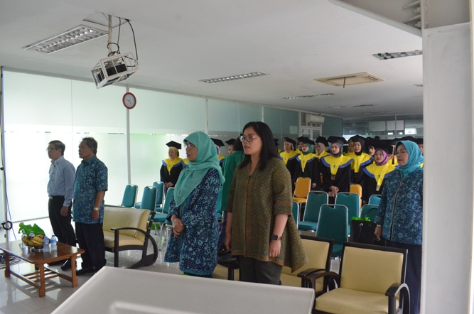 Pelepasan Wisudawan & Wisudawati Fakultas Biologi Tahun Akademik 2017-2018 (1)
