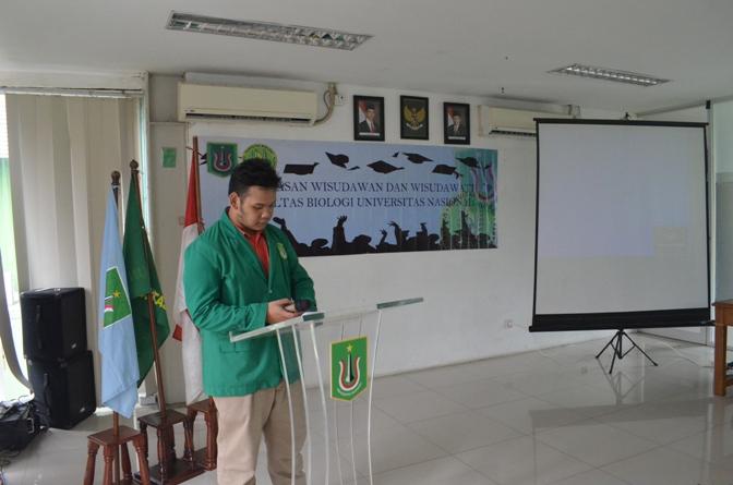 Pelepasan Wisudawan & Wisudawati Fakultas Biologi Tahun Akademik 2017-2018 (3)