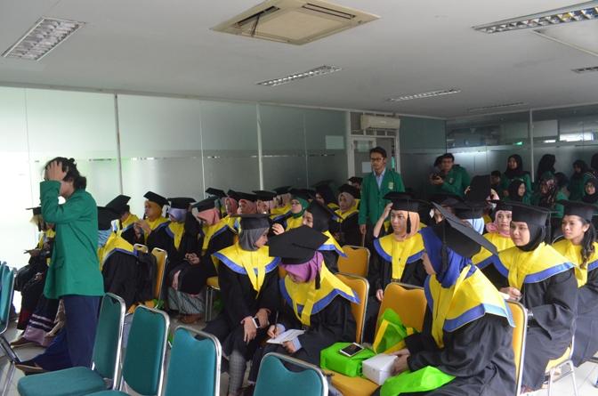Pelepasan Wisudawan & Wisudawati Fakultas Biologi Tahun Akademik 2017-2018 (5)
