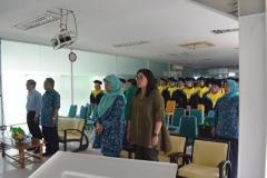 Pelepasan Wisudawan & Wisudawati Fakultas Biologi Tahun Akademik 2017-2018 (2)