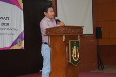 Pelepasan Wisudawan & Wisudawati FTKI Semester Genap 2017-2018 (4)