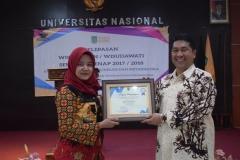 Pelepasan Wisudawan & Wisudawati FTKI Semester Genap 2017-2018 (8)