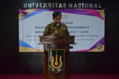 Pelepasan Wisudawan & Wisudawati FTKI Semester Genap 2017-2018 (1)