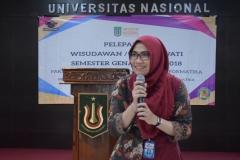 Pelepasan Wisudawan & Wisudawati FTKI Semester Genap 2017-2018 (10)