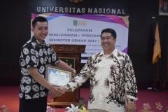 Pelepasan Wisudawan & Wisudawati FTKI Semester Genap 2017-2018 (7)