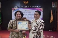 Pelepasan Wisudawan & Wisudawati FTKI Semester Genap 2017-2018 (9)