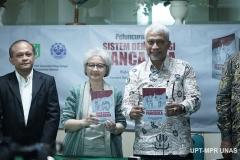 Peluncuran Buku Sistem Demokrasi Pancasila di Ruang Seminar Menara 1 Unas, Rabu 11-03-2020 (2)