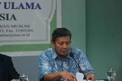 Drs. ChairulSaleh, MSi. (WWF Indonesia)
