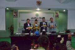 Konferensi Pers Peluncuran Buku (Pelestarian Satwa Langka Untuk Keseimbangan Ekosistem) 7