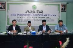 Konferensi Pers Peluncuran Buku (Pelestarian Satwa Langka Untuk Keseimbangan Ekosistem)
