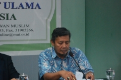Drs. ChairulSaleh, MSi. (WWF Indonesia)