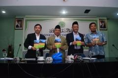 Konferensi Pers Peluncuran Buku (Pelestarian Satwa Langka Untuk Keseimbangan Ekosistem) 5