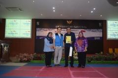 Unas_ foto bersama delegasi korea