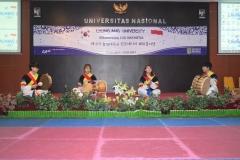 Unas_ penampilan seni musik dari mahasiswa Chung Ang