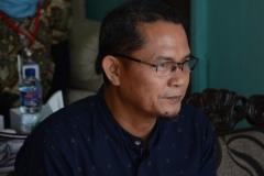 Kepala UPT Wirausaha Mandiri UNAS Drs. Suadi Sapta Putra, M.Si., M.Si.M,