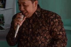 Ketua RW 06 Jati Padang Arief Syarifudin