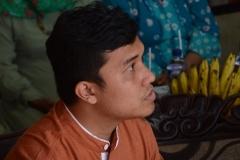 CEO Bank Mahasiswa Indonesia Rizki Adam