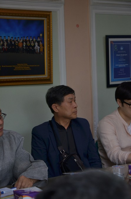 Delegasi kyungpook university (korea selatan) 7