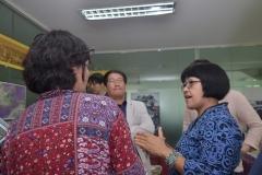 Delegasi Kyungpook Berkeliling Gedung Universitas Nasional 13
