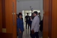 Delegasi Kyungpook Berkeliling Gedung Universitas Nasional 10