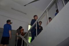 Delegasi Kyungpook Berkeliling Gedung Universitas Nasional 6