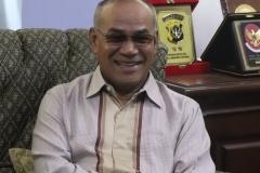 Rektor Universitas Nasional Dr. Drs. El Amry Bermawi Putera M.A.