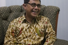Chief Executive Officer WWF Indonesia Rizal Malik