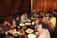 makan siang bersama segenap pimpinan UNAS dengan delegasi dari Cyber Hankuk University of Foreign Studies (1)