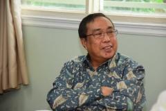 Ketua Pengurus YMIK, Dr. Ramlan Siregar, M.Si