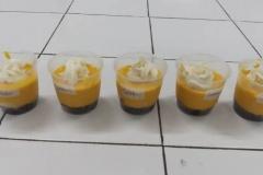 Hasil dessert olahan mahasiswa dan dosen pertanian Unas