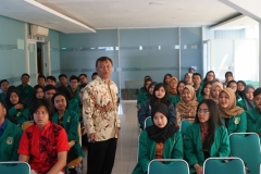 peserta dan instruktur PLBA